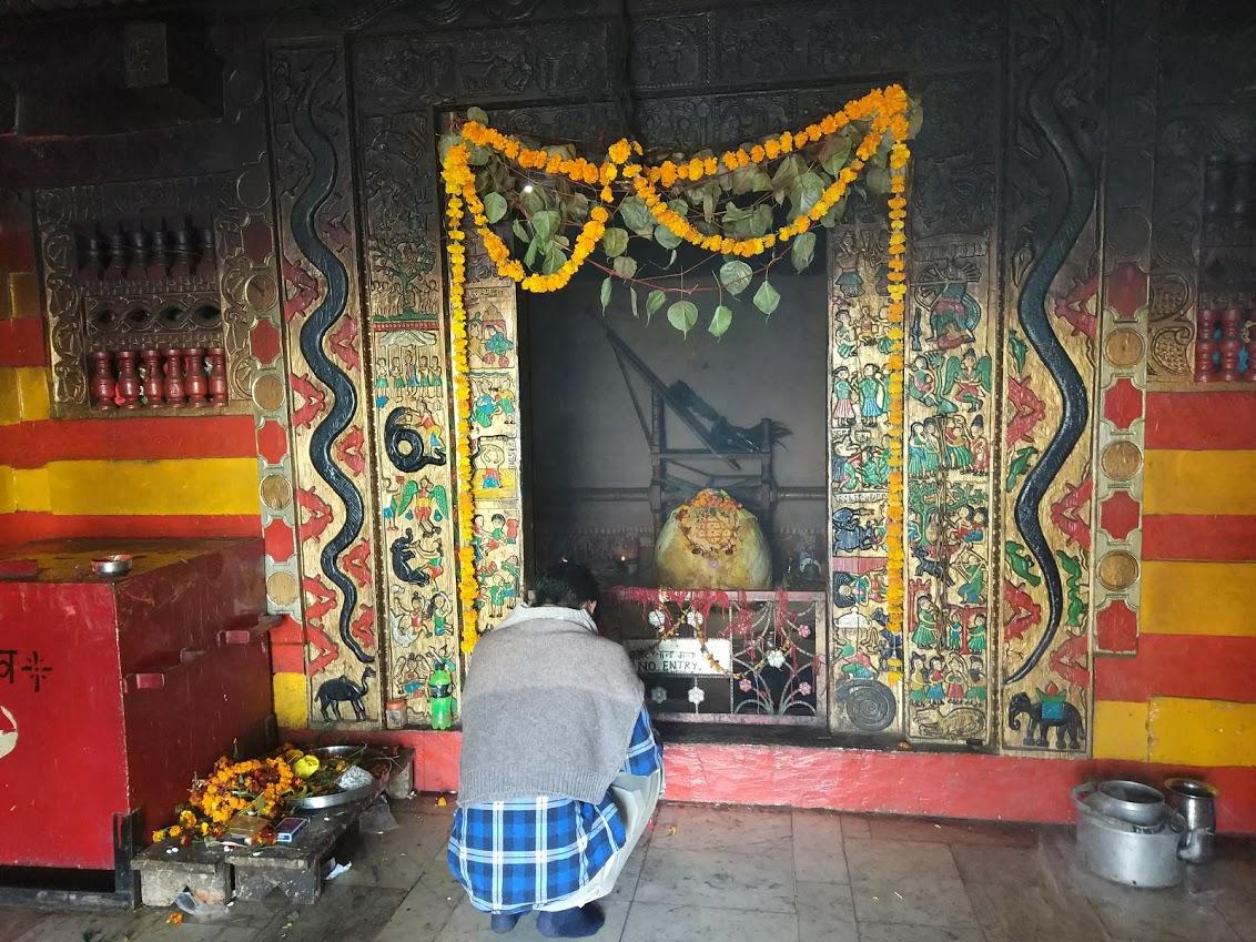 Bidjli Mahadev Temple