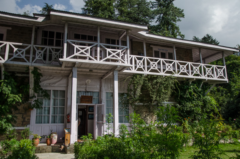 Roerich's House in Naggar