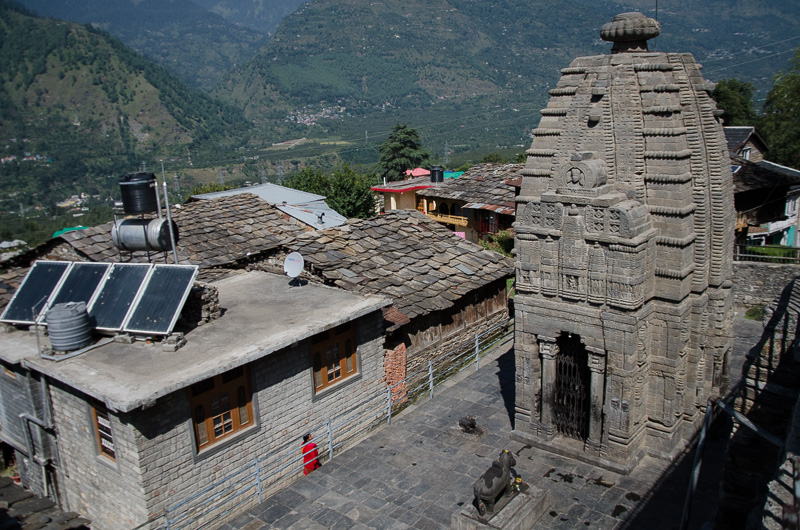 Shiva Temple in Naggar